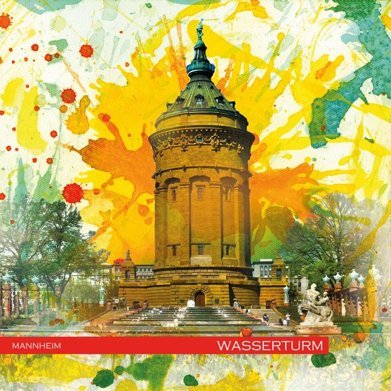 RAY - RAYcities - Mannheim - Wasserturm