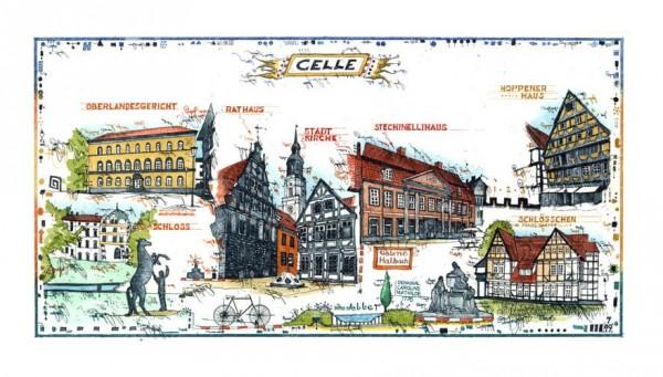 LESLIE G. HUNT - Celle - * aktuelle Lieferbarkeit anfragen