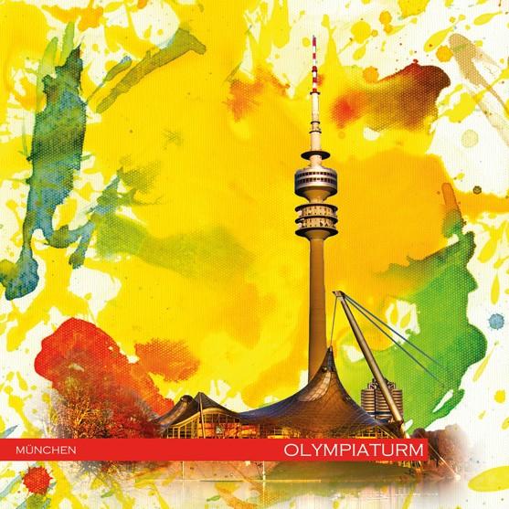 RAY - RAYcities - München - Olympiaturm 2